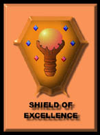 Shield of Excellence Award